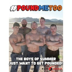 Pound Me Too DVD (Raw Joxxx) (18743D)