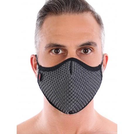 ToF Paris 3D Seamless Mask w. 2 Filters (T7707)