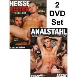 Analstahl & Heisse Kisten 2-DVD-Set (Cazzo)