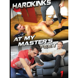 At my Master`s Feet #1 DVD (Hard Kinks)