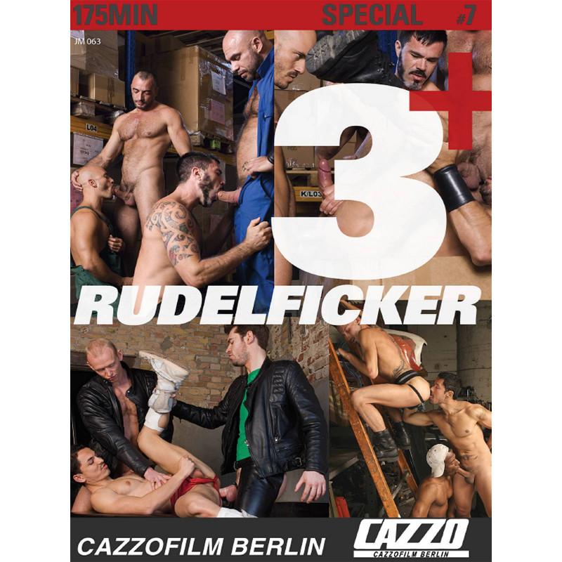 3 Plus - Rudelficker (Cazzo Spezial 7) DVD (Cazzo) (06983D)