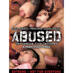 Abused - The Damian Arca Incident DVD (Treasure Island) (18905D)