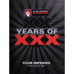 XX Years Of XXX Club Inferno 2-DVD-Set (Club Inferno (by HotHouse)) (18898D)