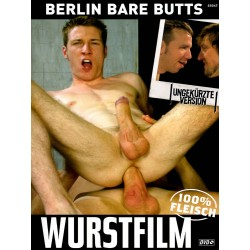 Berlin Bare Butts DVD (Wurstfilm) (18946D)