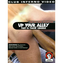 Up Your Alley 2 DVD (Club Inferno (by HotHouse))