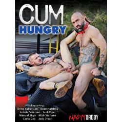 Cum Hungry DVD (Nasty Daddy) (18720D)