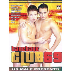 Bareback Club 69 DVD (US Male) (18827D)