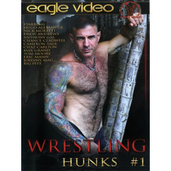 Wrestling Hunks #1 DVD (Eagle Video) (18876D)