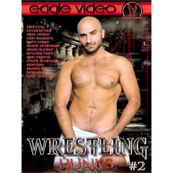 Wrestling Hunks #2 DVD (Eagle Video) (18877D)