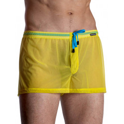 Manstore Boxer Shorts M963 Underwear Yellow (T7688)