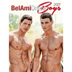 Bel Ami Online Boys 2021 Calendar