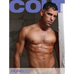 Colt Hung 2021 Calendar (Colt) (M1005)