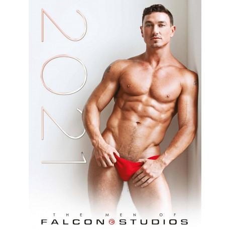 The Men of Falcon 2021 Calendar (M1013)