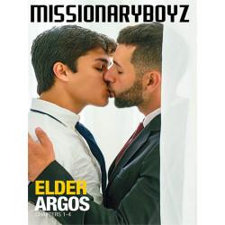 Elder Argos DVD (Missionary Boyz) (18915D)