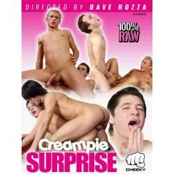 Creampie Surprise DVD (Cheeky)