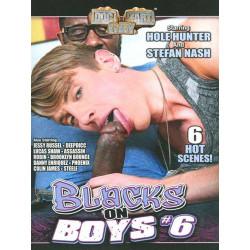 Blacks On Boys #6 DVD (Dog Fart Gay)
