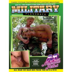 Military Flashback DVD (Manville Classics) (18960D)