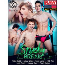 Study Break DVD (Raw)