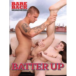 Batter Up DVD (Bareback Headquarters) (19227D)