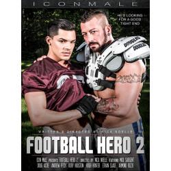 Football Hero #2 DVD (Icon Male)