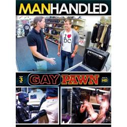 Gay Pawn #01 DVD (Manhandled) (19306D)