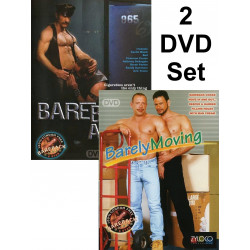 Barely Moving & Bareback Alley 2-DVD-Set (ZyloCo)