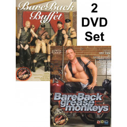 Bareback Buffet & Bareback Grease Monkeys 2-DVD-Set (ZyloCo)