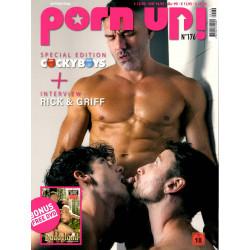 PornUp 176 Magazine + Daddyland DVD