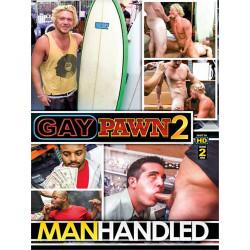 Gay Pawn #02 DVD (Manhandled) (19305D)