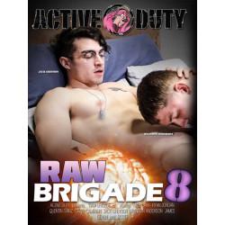 Raw Brigade #8 DVD (Active Duty) (19232D)