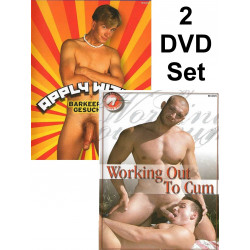 Apply Within & Working Out to Cum 2-DVD-Set (Young Gay)