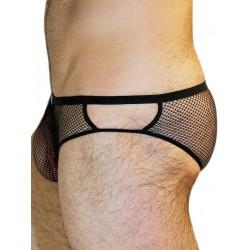 GB2 Itcha Brief Underwear Net Black (T3623)