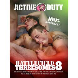 Battlefield Threesomes #8 DVD (Active Duty) (19176D)