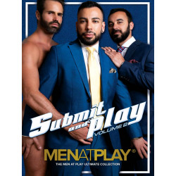 Submit And Play #2 DVD (Men At Play) (19138D)