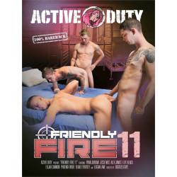 Friendly Fire #11 DVD (Active Duty) (19085D)
