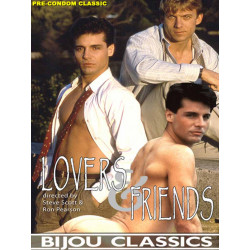 Lovers and Friends DVD (Bijou) (19287D)