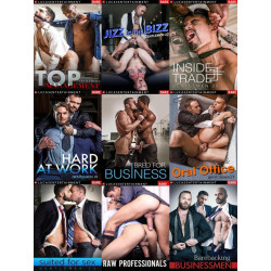 Lucas Entertainment Gentlemen Mega Pack (NEW MIX) 9-DVD-Set (LucasEntertainment) (10274D)