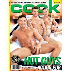 Cock 422 Magazine + DVD (M1722)