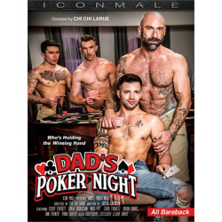 Dad`s Poker Night DVD (Icon Male) (18691D)