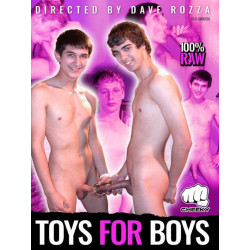 Toys For Boys DVD (Cheeky) (19369D)