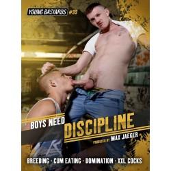 Boys Need Discipline DVD (Young Bastards)