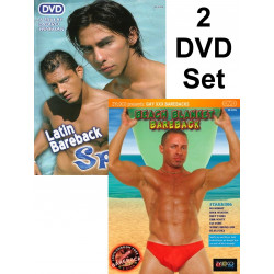 Beach Blanket Bareback & Latin Bareback Splash 2-DVD-Set (ZyloCo) (19269D)