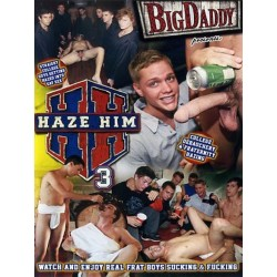 Haze Him #03 DVD (Big Daddy) (18938D)