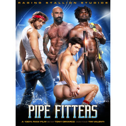 Pipe Fitters DVD (Raging Stallion) (19361D)