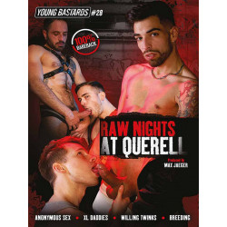Raw Nights at Querell DVD (YB28) (Young Bastards) (19260D)