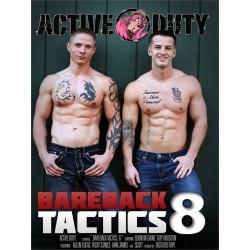 Bareback Tactics #8 DVD (Active Duty) (19314D)