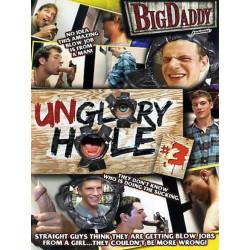 Unglory Hole #3 DVD (Big Daddy) (18928D)