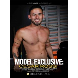 Model Exclusive: Cesar Rossi DVD (Pride Studios) (19343D)