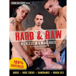 Hard & Raw: Helpless in a Warehouse DVD (YB14) (Young Bastards) (19261D)