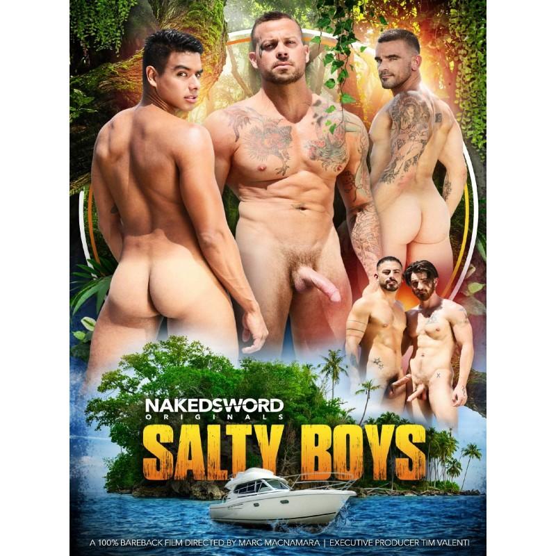 Salty Boys DVD (Naked Sword) (19364D)